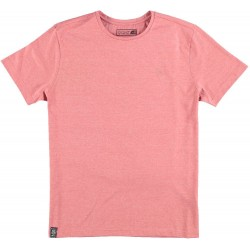 61.3100-185  T-Shirt Unicolour Crewneck red
