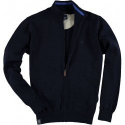 99.1101-110  Cardigan all seasons navy