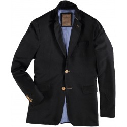 62.7002-120  Jacket solid blazer black