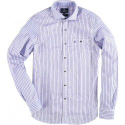 Shirt L/S Vertical Stripes