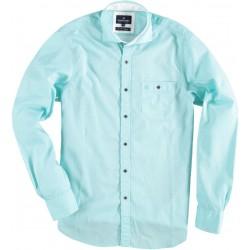 71.6533-179  Shirt L/S Uni light green