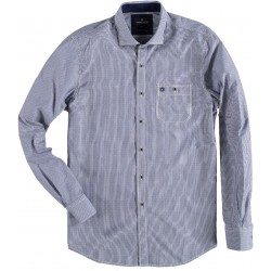 72.6506-177  Shirt L/S Stripe/Print light green