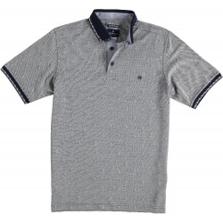 81.3602-110  Polo Pique Fancy navy