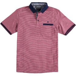 81.3606-185  Polo Mercerised red