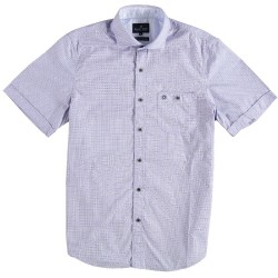 81.6620-191  Shirt S/S Grafic Print royal purple