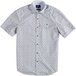 81.6625-191  Shirt S/S Fantasy Mosaic royal purple