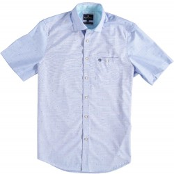 81.6630-110  Shirt S/S Double Diamond navy