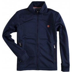 81.7002-110  jacket sports casual dry fit navy