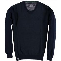 82.1153-172  Pullover V-Neck dark green