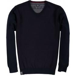 82.1153-185  Pullover V-Neck red