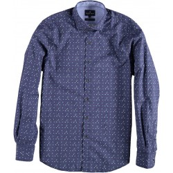 82.6532-185  Shirt L/S Fantasy Design red