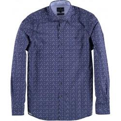 82.6532-192  Shirt L/S Fantasy Design velver purple