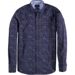 82.6533-192  Shirt L/S Fantasy Design velver purple