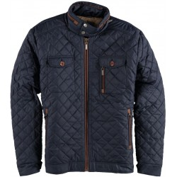 82.7008-110  Jacket Stepped 4 pockets navy