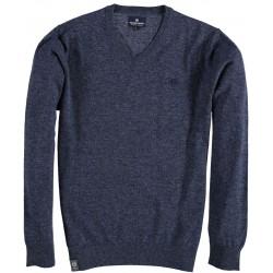 99.1110-110  Pullover V-Neck 100% Lambswool navy