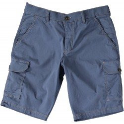 99.5601-114  Bermuda with pockets mid blue